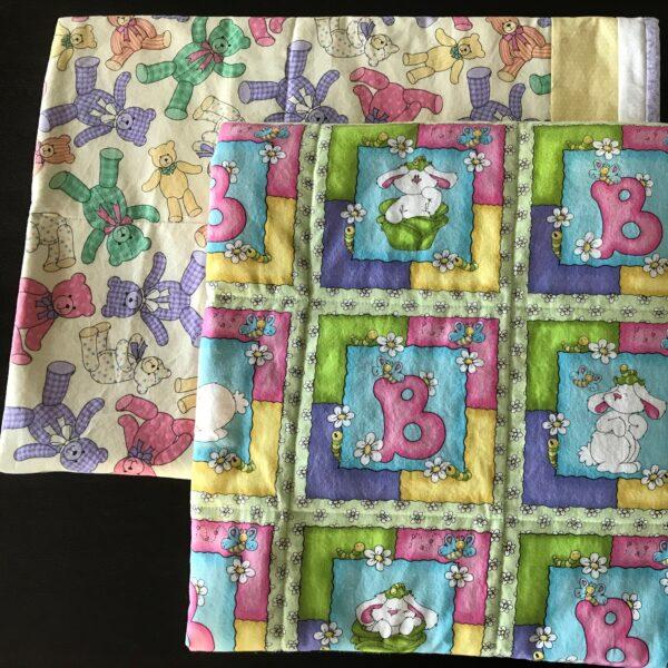Market Bby quilt