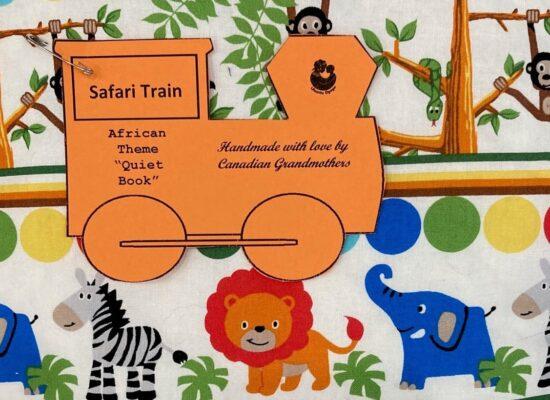 Children's books train crop