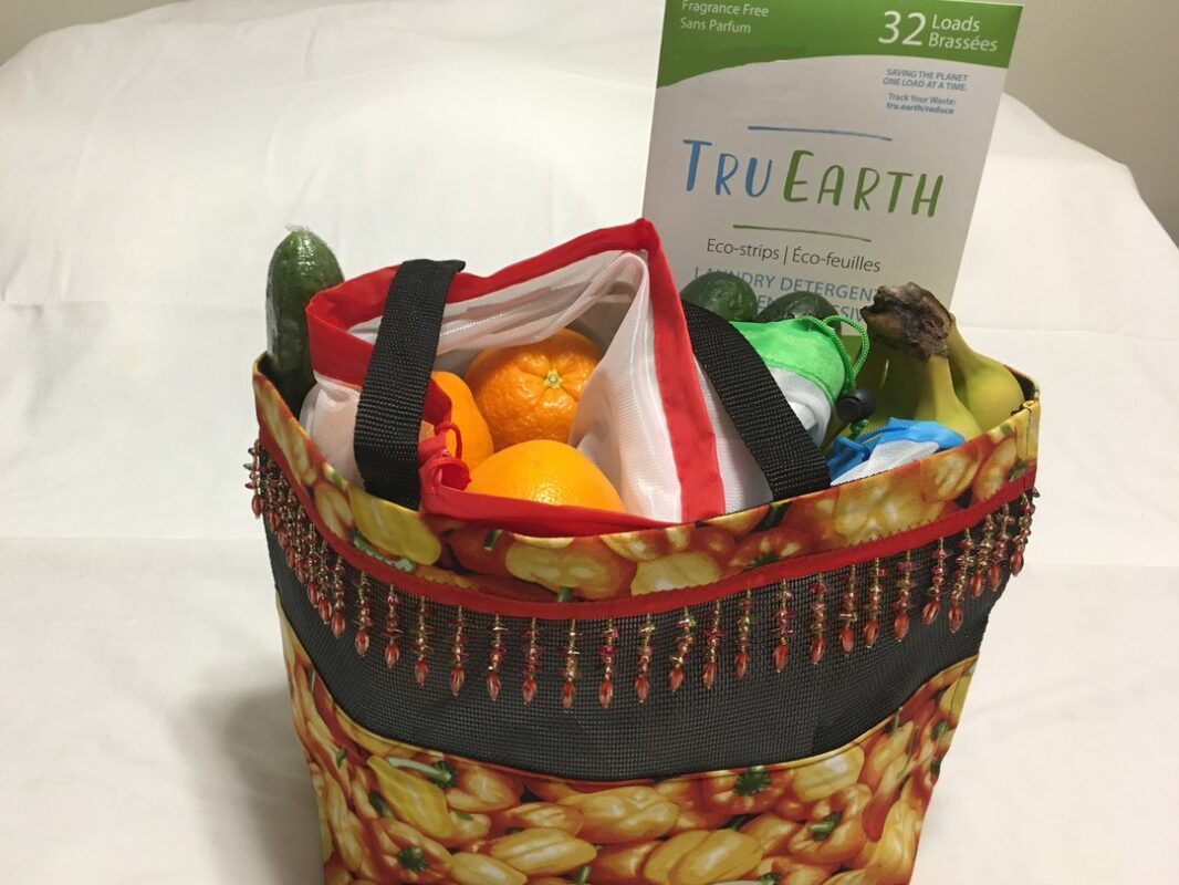 eco-friendly package peppers signature tote
